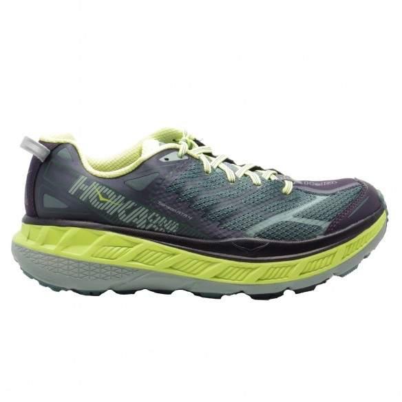 Stinson Atr 04 Verde Giallo - Scarpe Running Uomo