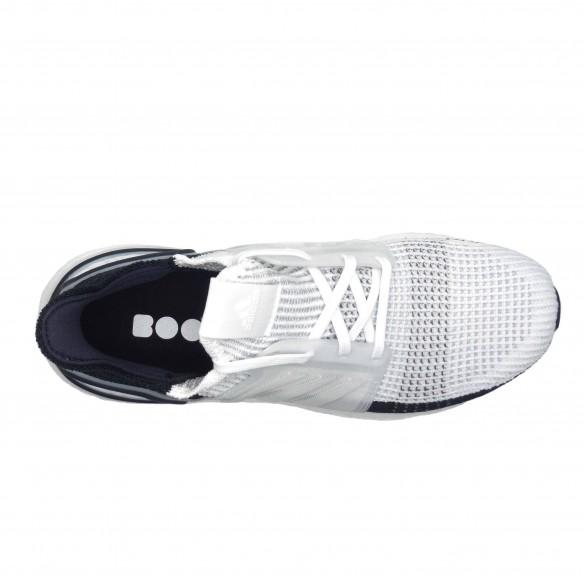 Adidas Ultra Boost 19 Uomo Bianco - Scarpe Running Uomo