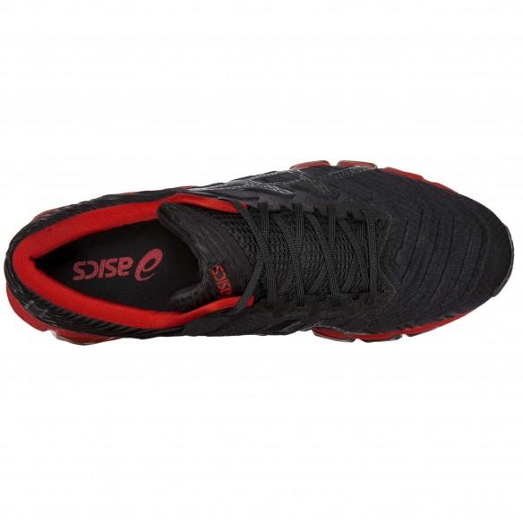 Asics Quantum 360 5 Uomo Nero Rosso - Scarpe Running Uomo