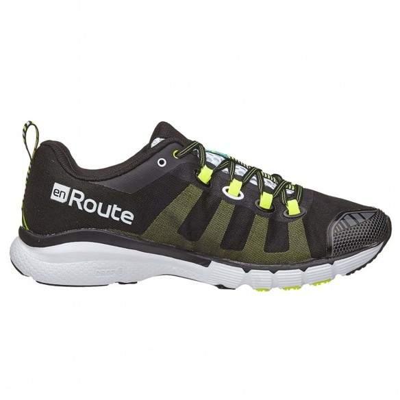 Enroute 01 Nero - Scarpe Running Uomo
