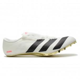 Adidas Adizero Prime SP 01 Unisex Bianco Nero Scarpe Chiodate e da Pista per atletica specialistica uomo e donna - 1