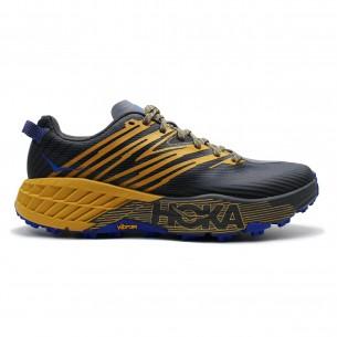 Hoka Speedgoat 04 Uomo Grigio Oro Scarpe Running Uomo - 1