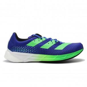 Adidas Adizero Pro 01 Uomo Blu Verde Scarpe Running Uomo - 1