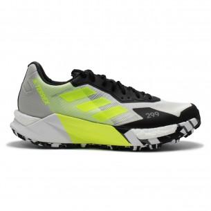 Adidas Terrex Agravic Ultra Uomo Grigio Giallo NO Scarpe Running Uomo - 1