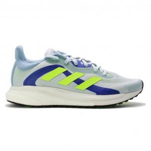 Adidas Solar Glide ST 04 Donna Azzurro Verde Scarpe Running Donna - 1